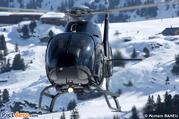 Eurocopter EC-120B Colibri (JAA) (Own-A-Heli AG)