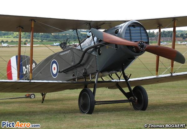 Bristol F-2B Fighter (Aero Vintage Ltd)