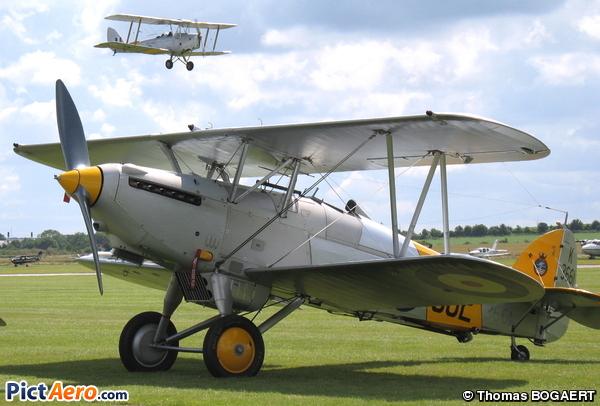 Hawker Nimrod Mk II (Historic Aircraft Collection Ltd)