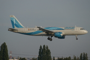 Airbus A320-216 (EC-KJD)