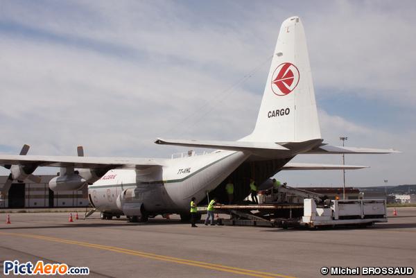 Lockheed L-100-30 Hercules (L-382G) (Air Algérie)