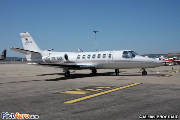 Cessna 560 Citation V (Silesia Air)