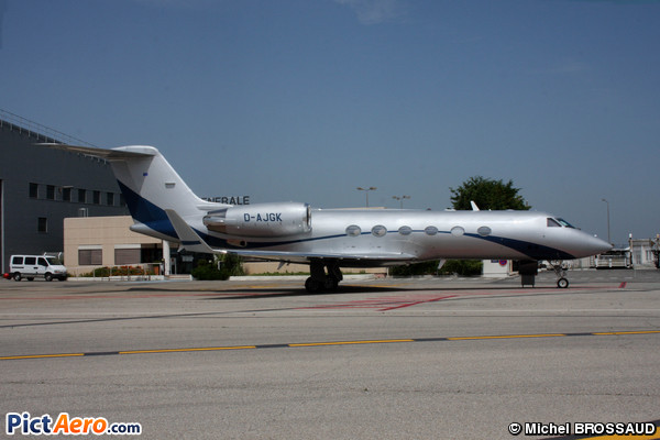 Gulfstream Aerospace G-IV Gulftream IV SP (Windrose Air)