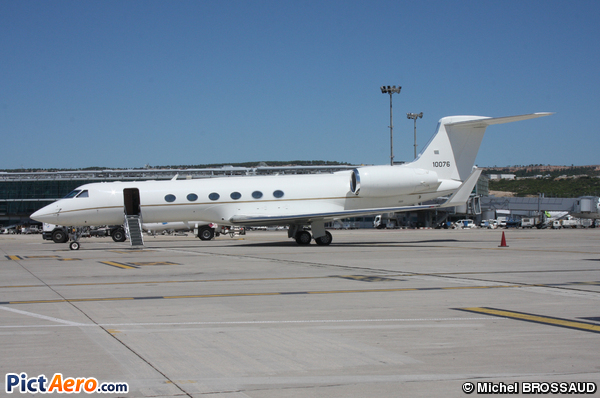 Gulfsream Aerospace G-V / C-37A Gulfstream (USA-Air Force)