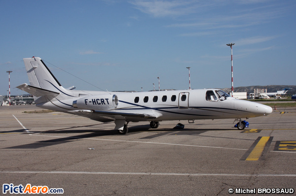 Cessna 550B Citation SP Eagle II (Airlec Air Espace)