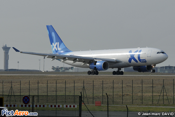 Airbus a330 243 f grsq xl airways france par jean marc for Airbus a330 xl airways interieur