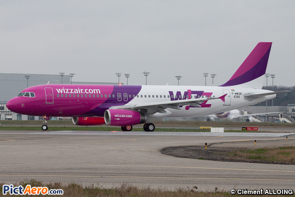 Airbus A320-232 (Wizz Air)