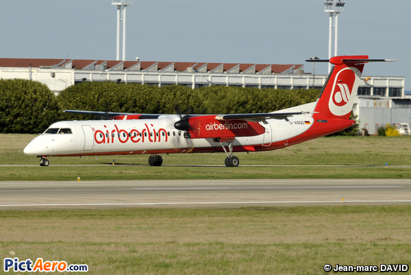 De Havilland Canada DHC-8-402Q Dash 8 (Air Berlin)