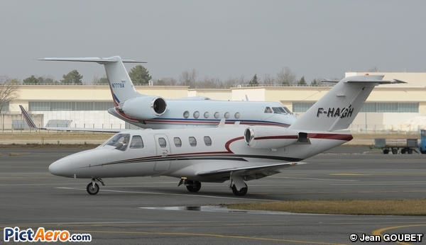 Cessna 525 CitationJet CJ1 (Sodiflers / Celego / Clamax)