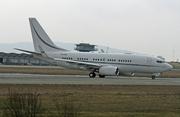 Boeing 737-7EJ/BBJ (P4-KAZ)