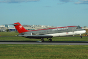 McDonnell Douglas DC-9-32 (N610NW)