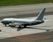 Boeing 737-7BJ (VP-BBW)