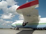 Antonov An-124-100 Ruslan (5A-DKL)