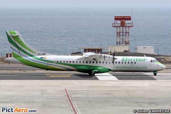 ATR 72-202 (Binter Canarias)