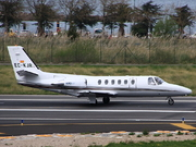 Cessna 551 citation II SP (EC-KJR)