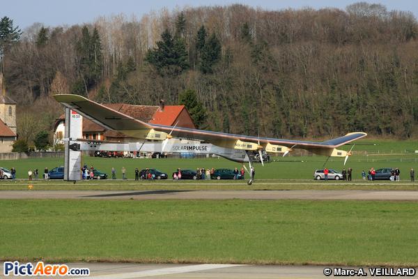 Désollage du Solar Impulse S10 (Solar Impulse)