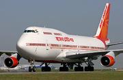 Boeing 747-437 (VT-ESP)