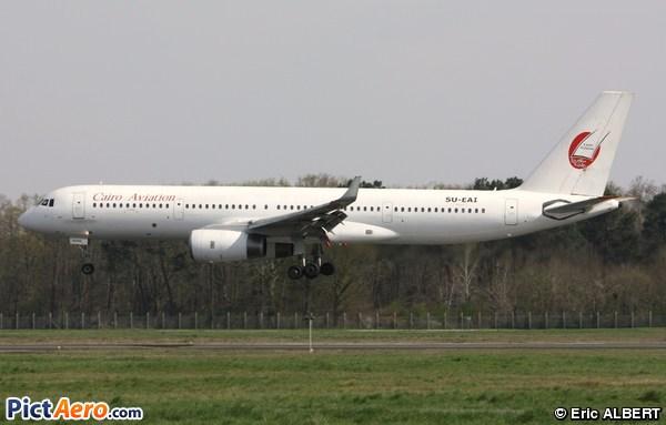 Tupolev Tu-204-120 (Cairo Aviation)