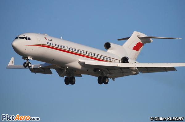 Boeing 727-2M7/Adv (Bahrain - Royal Flight)