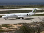 Fokker 100 (F-28-0100) (PJ-DAB)
