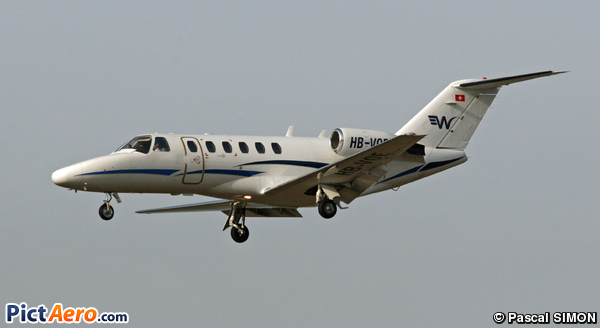 Cessna 525A CitationJet CJ2 (Speedwings)