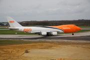 Boeing 747-4HA/F/ER/SCD (OO-THA)
