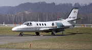 Cessna 500 Citation (HB-VNU)