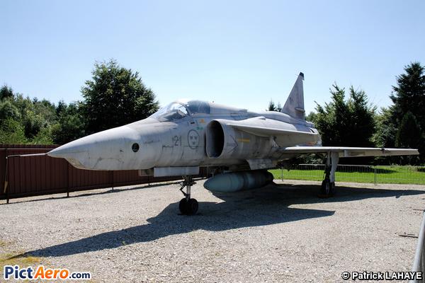 Saab AJSF-37 Viggen (Sweden - Air Force)