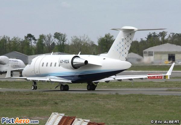 Canadair CL-600 2B16 Challenger 601-3A ER (Rizon Jet)