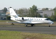 Cessna 680 Citation Sovereign (ZS-JDL)