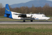 Fokker F-27-500F Friendship  (HA-FAB)