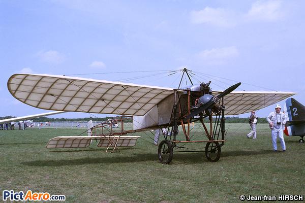 Blériot XI Monoplane (Amicale Jean Baptiste Salis)