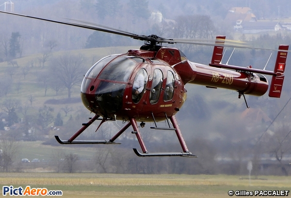 MD Helicopters MD-600N (Fuchs Helikopter)