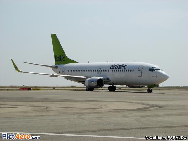 Boeing 737-36Q/WL (Air Baltic)