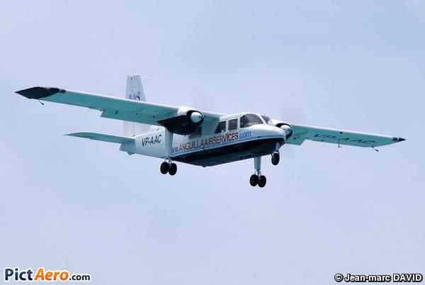Britten-Norman BN-2A-21 Islander (Anguilla Air Services)