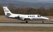 Cessna 501 Citation I/SP (EC-KGX)