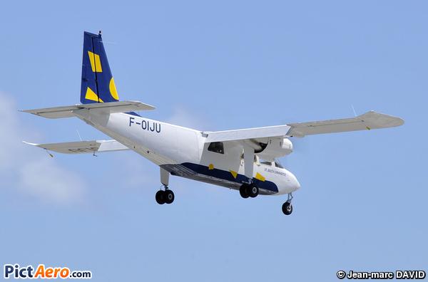 Britten-Norman BN-2A-21 Islander (St Barth Commuter)