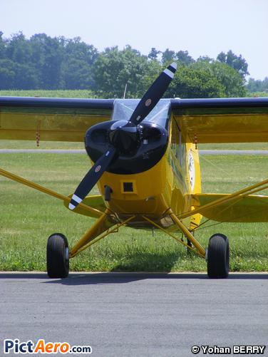 Aviat A-1 Husky (Untitled)