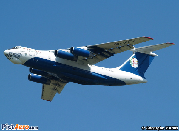 Iliouchine Il-76TD (Silk Way Airlines)