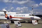 BAe-125-800B (G-DCCC)
