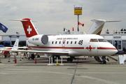 Canadair CL-600-1A11 Challenger (HB-VFW)
