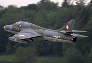 Hawker Hunter T.MK. 68 (HB-RVW)