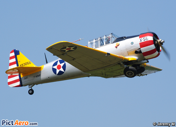 North American T-6D Texan (SALIS Edmond)