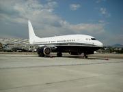 Boeing 737-7JR/BBJ (N721BA)
