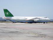 Antonov An-124-100 Ruslan (5A-DKN)