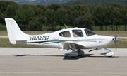 Cirrus SR-20 (N-8163P)