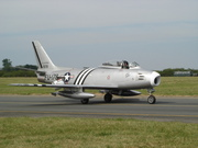 North American F-86A Sabre
