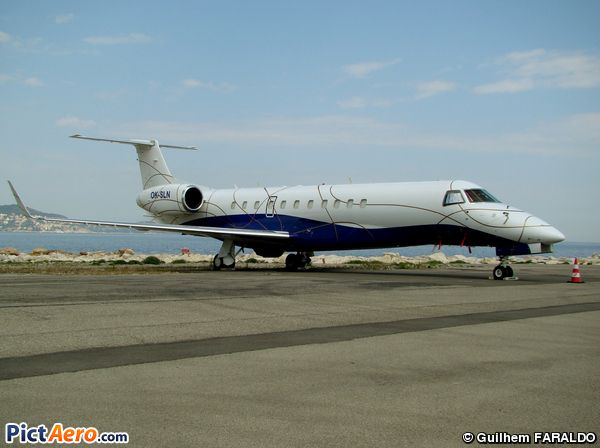 Embraer ERJ-135 BJ Legacy (ABS Jets)
