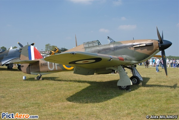 Hawker Hurricane Mk1 (Private/Privé)