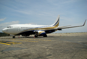 Boeing 737-74Q/BBJ (N737GG)